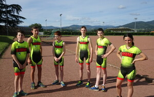 Duathlon en interne au club