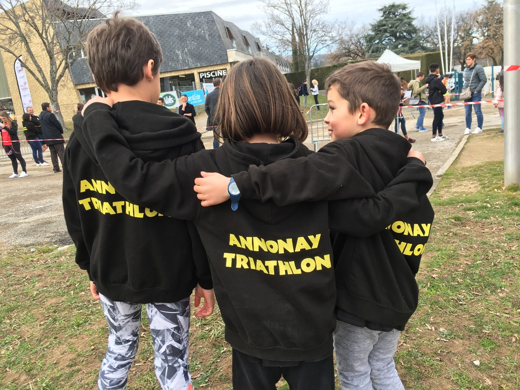 Aquathlon d'ANNONAY