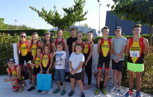 Aquathlon de Roussillon