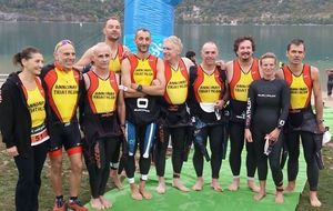 ONE2TRI - LAC D'AIGUEBELETTE