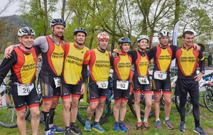 BIKE & Run et CROSS Duathlon Hermitage Tournonais