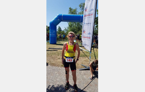 Aquathlon Lac du Bourget