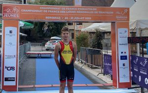 Championnat de France d'Aquathlon